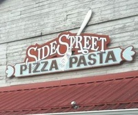 Side Street Pizza & Pasta Gift Certificate