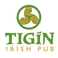 Tigin Irish Pub  Gift Card