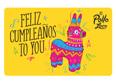 Feliz Cumpleaños Piñata