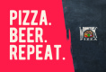 Pizza. Beer. Repeat.